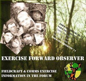 Exercise Forward Obs...